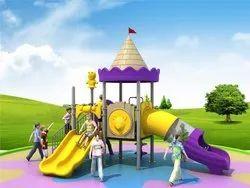 Playground Slide System