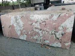 Carrot Pink Granite