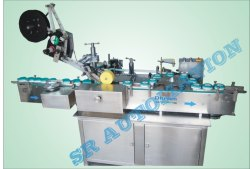 Top and Body Sticker Labeling Machine