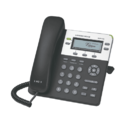 Black Grandstream Gxp 1620 Ip Phone