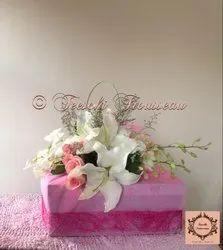 Korean Flower Box Gift Bouquets