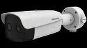 Fever Screening Thermal & Optical Network Bullet Camera
