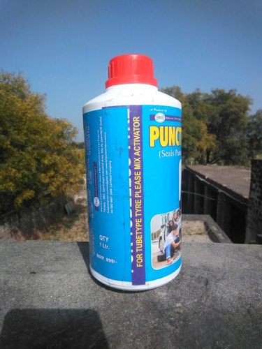 Maroon Antipuncture tyre sealant