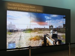 Samsung Smart Signage Display