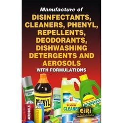 Disinfectants Antiseptics Formulations Books