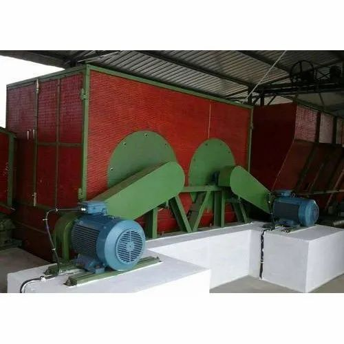 Automatic Coir Fiber Extraction Machine