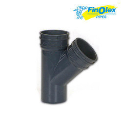 Finolex Plain Y-Fitting