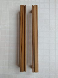 Natural Wooden Cabinet Handles