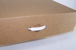 Handle Corrugated Box