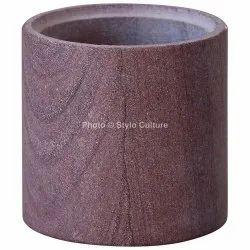 Classy Brown Sandstone 4 Inchs Window Box Planter