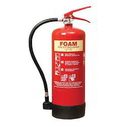 Foam Based Fire Extinguisher