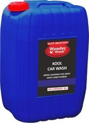 Wonderwash Blue Car Shampoo, Pack Size: 20 Ltr And 50 Ltr