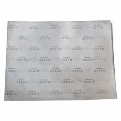 Logo Printed Garment Wrapping Tissue Paper