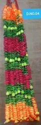 Multicolor Home Decoration Artificial Ladi