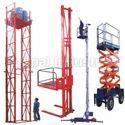 Hydraulic Lift, Capacity: 1000 Kg
