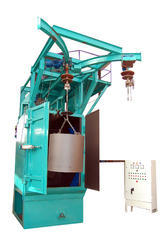 Y-Hanger Type Airless/ Automatic Shot Blasting Machine