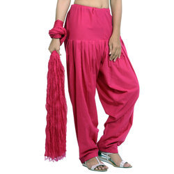 Patiala Salwar and Dupatta Set