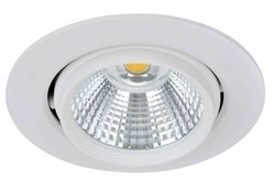 Gem's COB LED Downlight, 110-220V