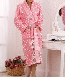 Bathrobe Organic Cotton