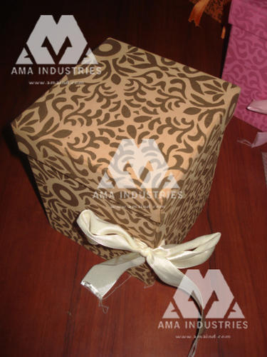 Printed Rigid Box, For Gift & Crafts