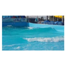 Outdoor Water Waves Pool, for Hotels/Resorts