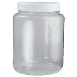 Transparent Spice Jar