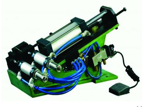 Pneumatic Wire Stripping Machine For Outer And Inner Cover at Rs ...