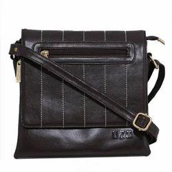 f56a9262daf6 OZO Brown women casual black pu sling bag