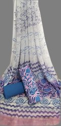 Printed Cotton Suit Material