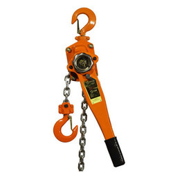 Ratchat Lever Hoist, Capacity: 3-6 Ton And 10-15 Ton