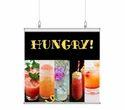 Hanging Clamp Bar Banner