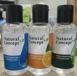 Natural Concept Hand Sanitizer