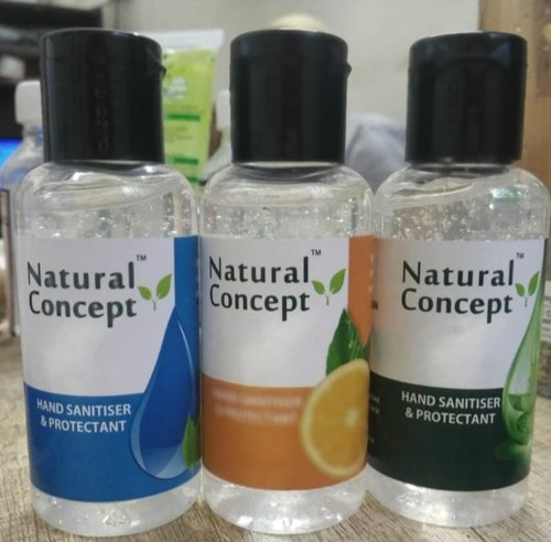 Natural Aloe Vera Hand Sanitizer Great Outdoors Hand Cleaner