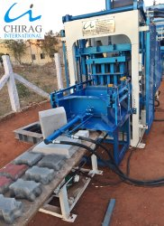 Chirag Block Machine