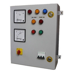 3 Phase Control Panel