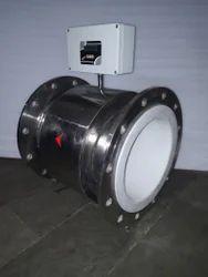 Digital Electromagnetic Flow Meter