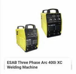 Esab Three Phase Arc 400i XC Welding machine