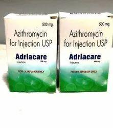 Azithromycin Injections