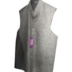 Men's Plain Waist Coat
