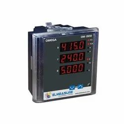 Transducers Type Omega Series Meters
