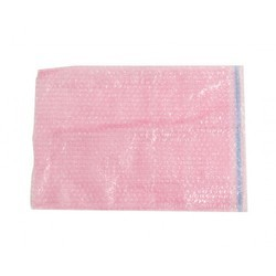 Anti Static Pink Bubble Bag