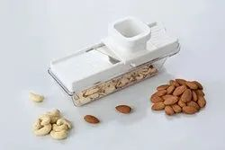 Plastic Dry Fruit Slicer, Packaging Type:- Box