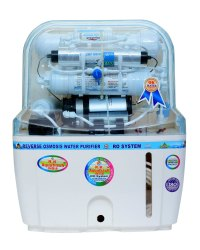 R.K. Aqua Fresh India 15-Liters RO UV UF TDS Adjuster Water Purifier (White)