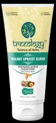 Treeology Cream Apricot Scrub, Pack Size: 100 Gm