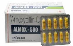 Amoxicillin 500 Mg Almox Capsule