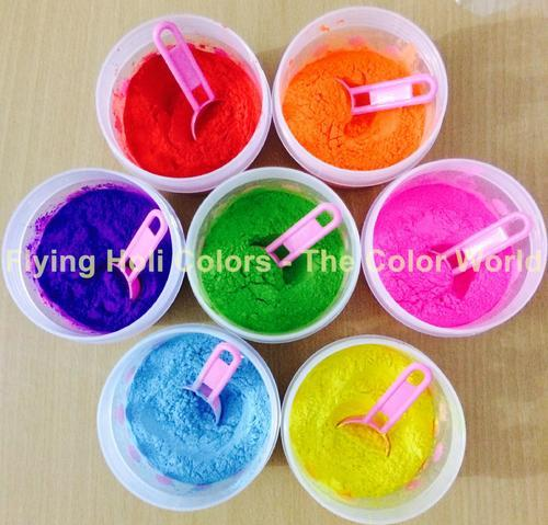 Organic Holi Colors and Neon Colors Exporter | The Color World, Pune