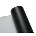 Black Back PVC Flex Banner Roll