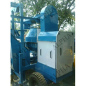 Diesel Semi-automatic Concrete Mixer With Lift 55 Feet