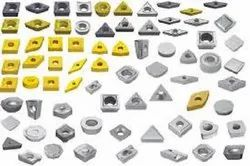 Square Carbide Inserts for CNC Machine, Thickness: 2mm To 5mm
