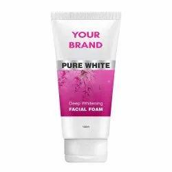 Deep Whitening Face Wash